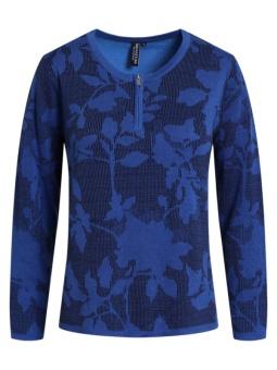 Pullover monaco blue
