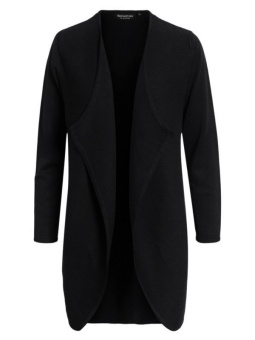 Cardigan lång black