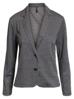 Blazer black mix