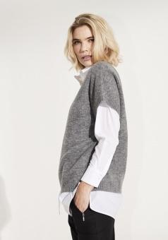 Slipover grey