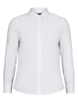 Skjorta vit utan ficka