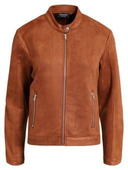 Jacket Casual mocha bisque