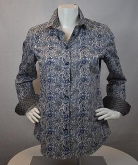 Shirt Feminine contrast