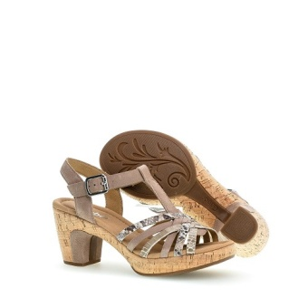 Gabor Sandal klack 70 mm G co