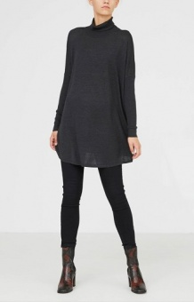 Katinka Rollneck Dress