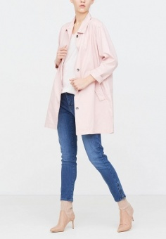 Coat Botelle ligth rose