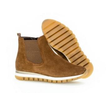 Gabor boots mocka Vidd H