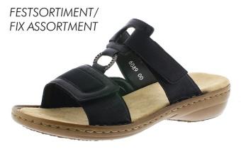 Rieker sandal slip-in Vidd E 1/2