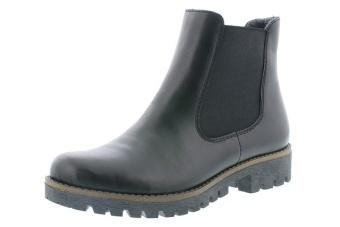 Rieker Boots vidd F svarta