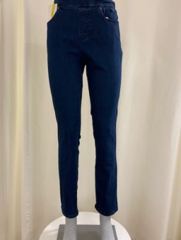 Jeans Anna M Angelika Jump in Rom stone wash