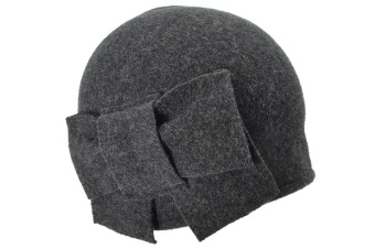 Beanie/Mössa Silia grå