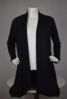 Cardigan long black