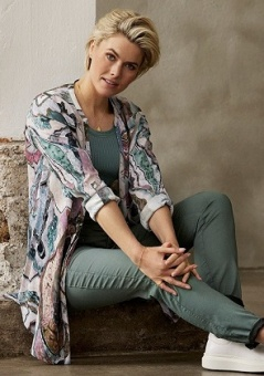 Långskjorta Giorgia jade
