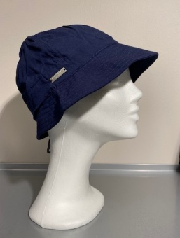 Hatt Cloche ink blue