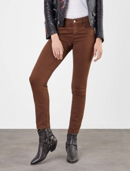 Jeans, Mac Dream Slim fawn brown