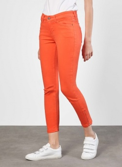 Jeans, Mac Dream Chic papaya orange
