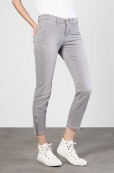 Jeans, Mac Dream Chic silver grey used
