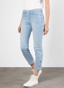 Jeans, Mac Dream Chic summer blue wash