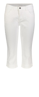 Jeans, MAC Capri Dream white