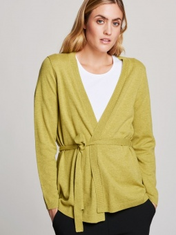 Cardigan Villis green