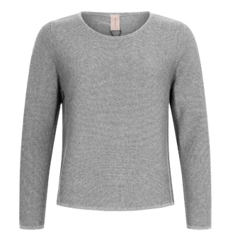 Jumper grey melange