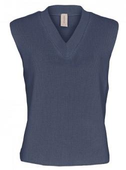 Väst/Slipover jeans blue