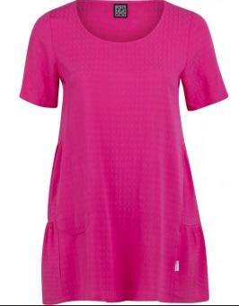 Tunika Abrial bright pink