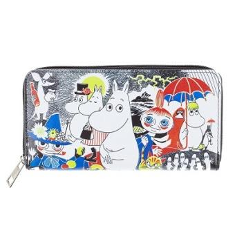 Mumin väska/plånbok Numero 1