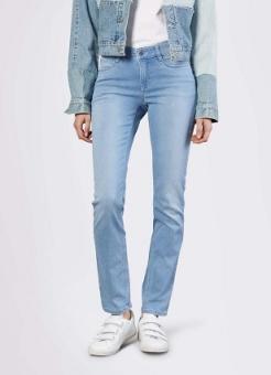 Jeans, Mac Dream basic bleached blue