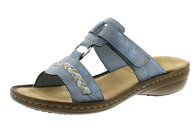 Slip in sandaler från Rieker 60888 12