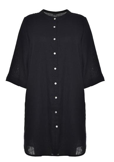 Tunika/långskjorta Bente black LINNE