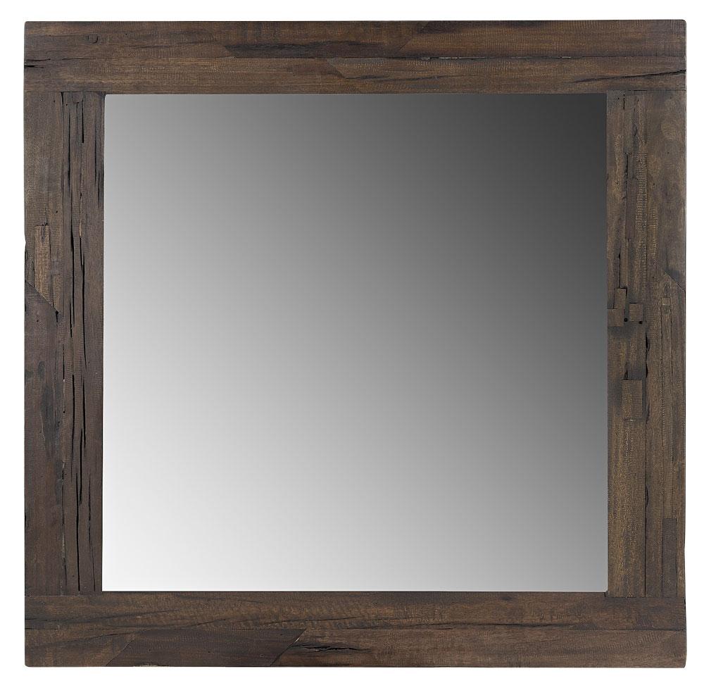 Bronx spegel 125x125