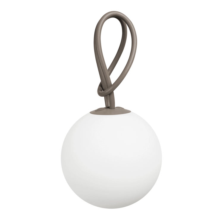 Fatboy bolleke lampa taupe