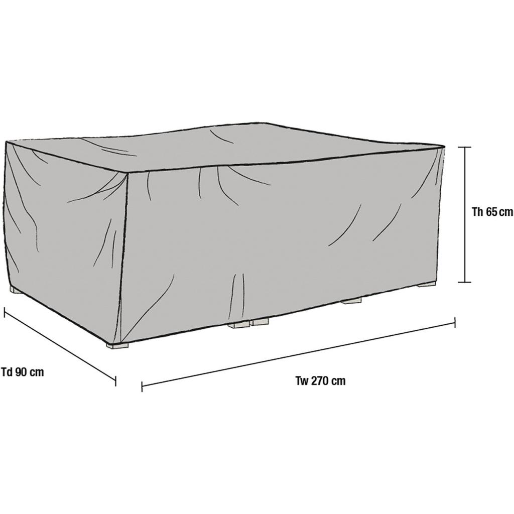 Möbelskydd soffa 270x90H65cm