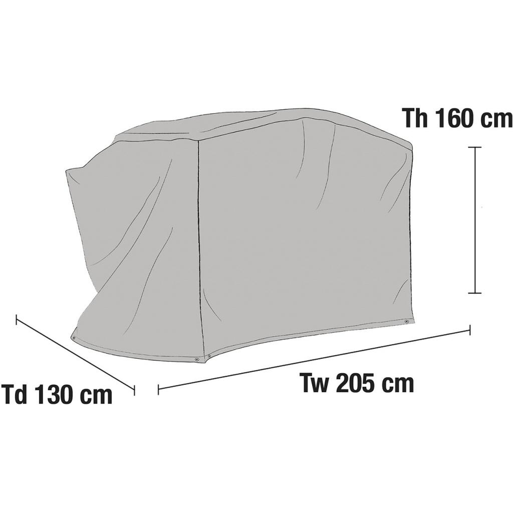 Hammockskydd välft 130x210x160