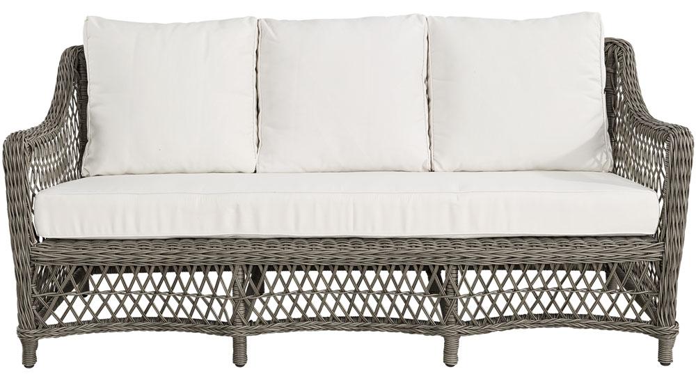 Marbella 3-sits soffa inkl. dyna natur