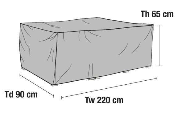Möbelskydd soffa 220x90H65