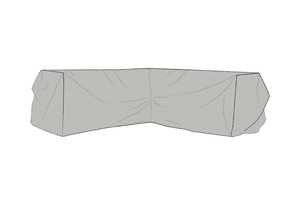 Hörnsoffa möbelskydd V225/H225x84H65