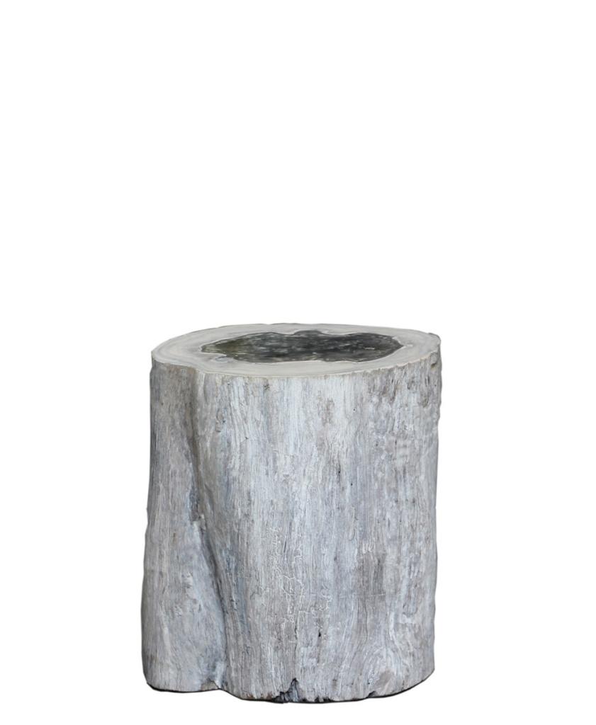 Colorado sittpall / sidobord instant grey liten