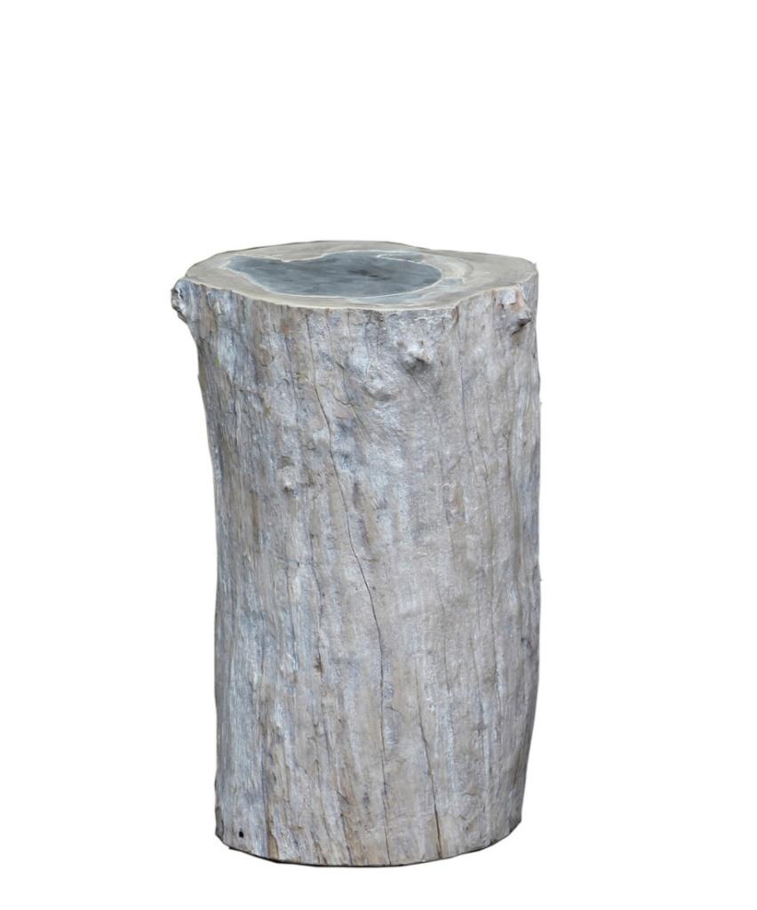 Colorado sittpall / sidobord instant grey stor