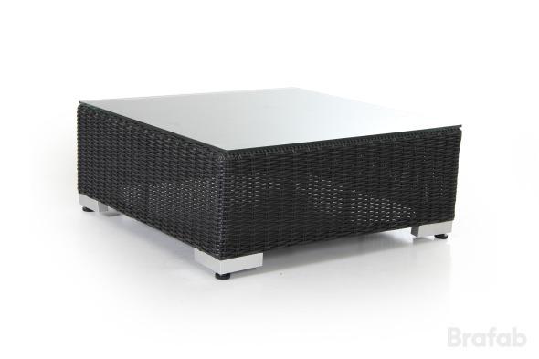 Ninja pall/soffbord svart