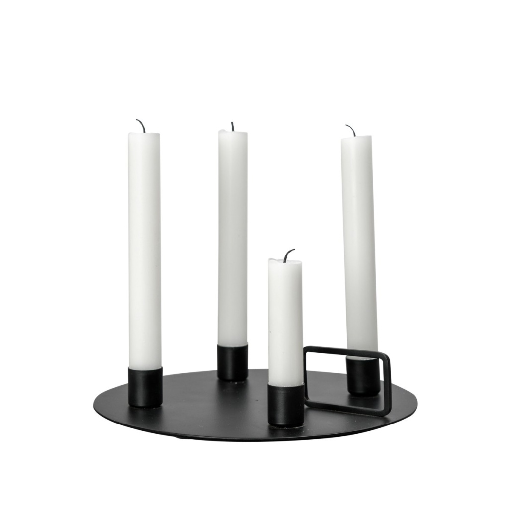 Candle Holder Artsy 22x2,5