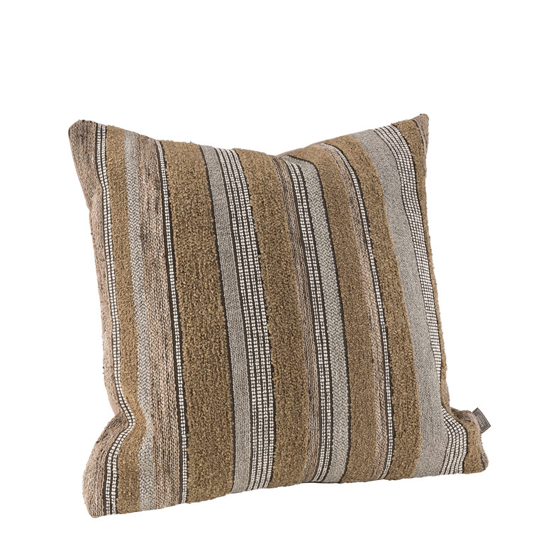 Dolores Taupe kuddfodral 60x60