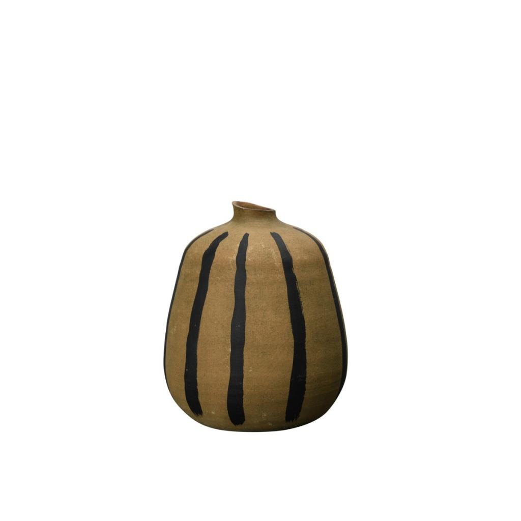Vase Stripes 18x16