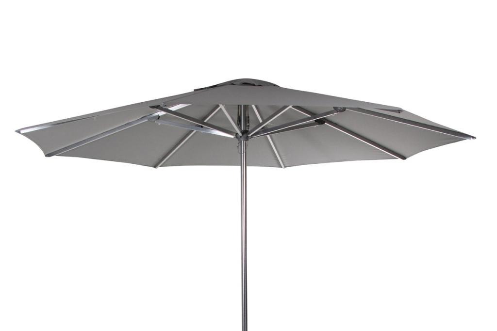 Empoli parasoll grå