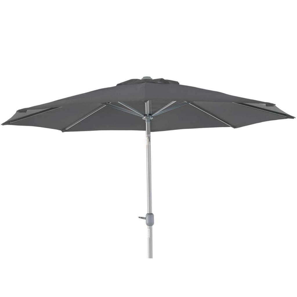 Andria parasoll Ø3 grå