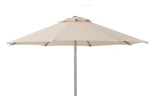 Andria parasoll Ø3 natur