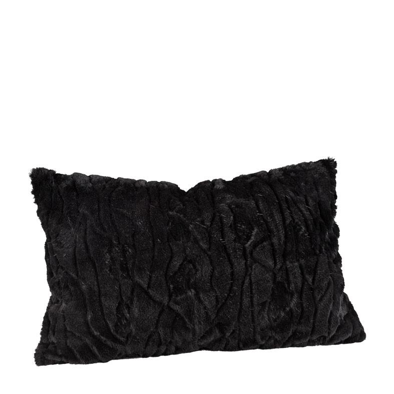 Celine kuddfodral Solid Black 60x40