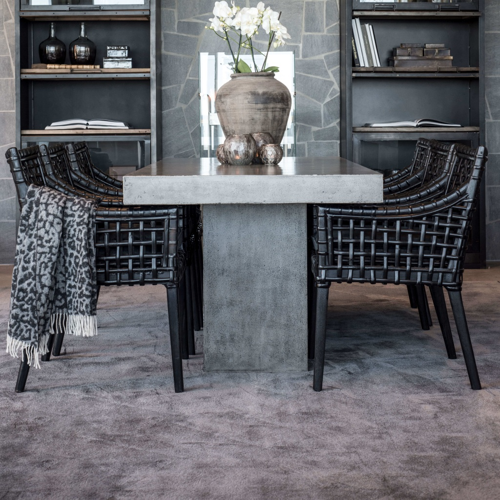 Classy matta grå 200x300
