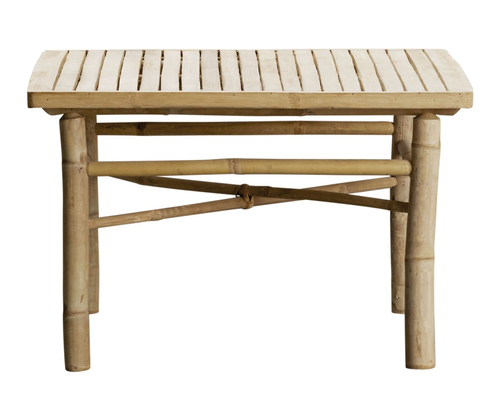 Bambu soffbord 70x70H45